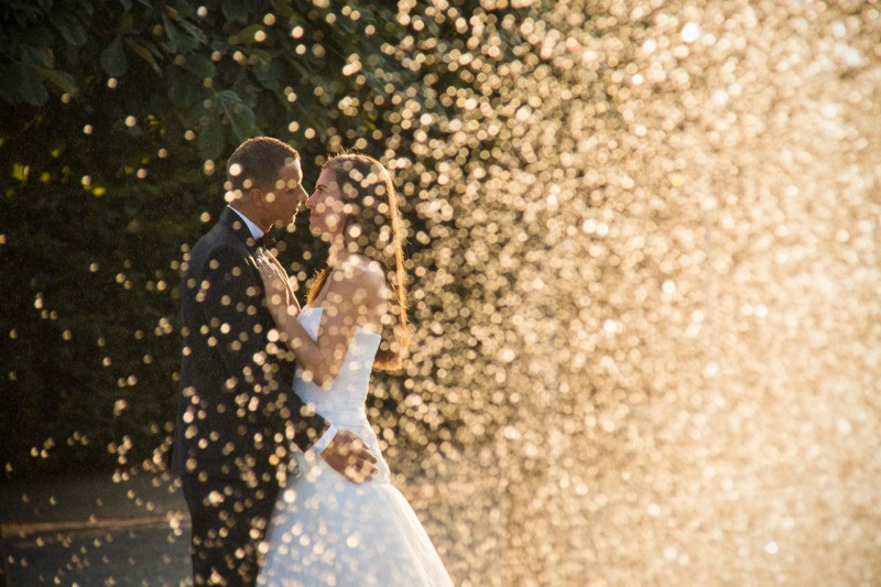 5 най-добри места за сватбени снимки около Варна