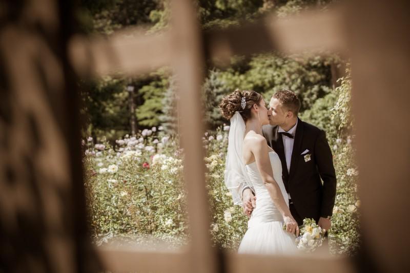 Сватбена фотосесия, Добрич