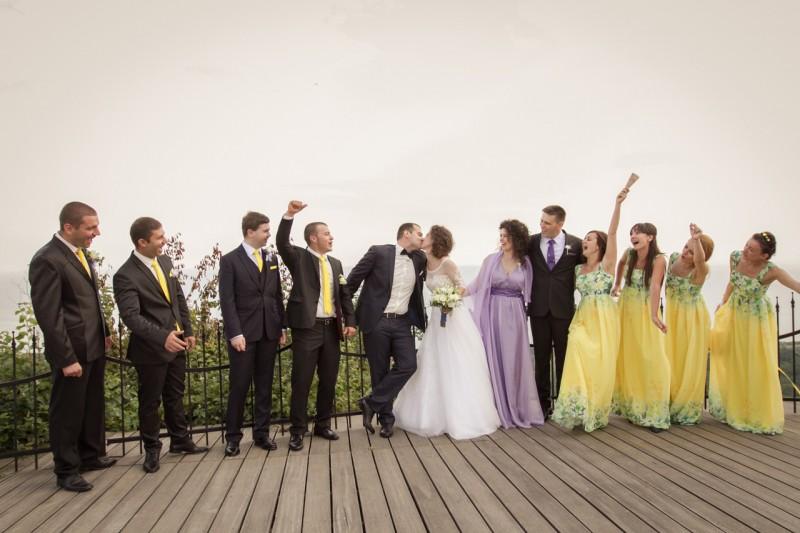 Сватбени снимки, Blacksearama